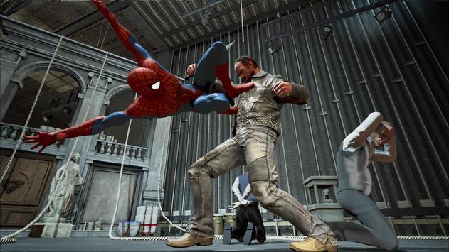The amazing spider man 3 ảnh chụp màn hình 1