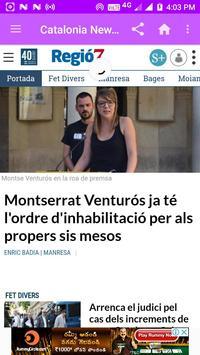 Catalonia Newspapers - Spain screenshot 3