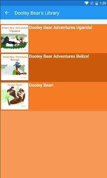 Dooley Bear poster