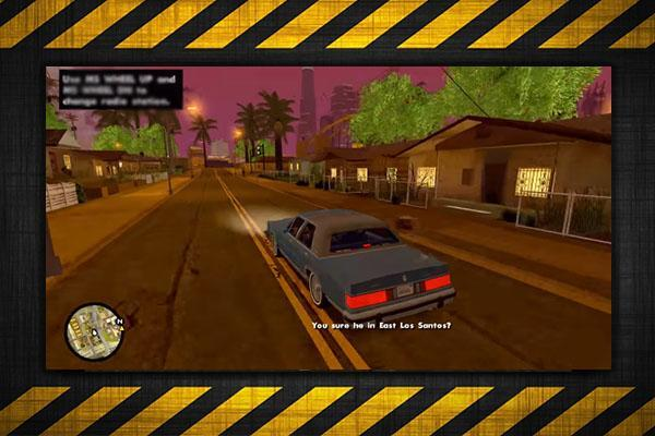 grand theft auto san andreas for apk