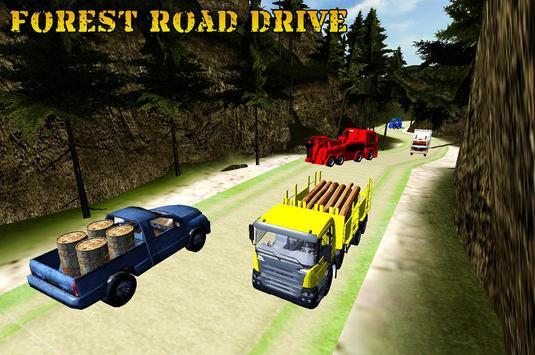 Extreme Desert Truck Cargo apk screenshot