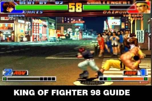 Guide For The King of Fighters screenshot 1