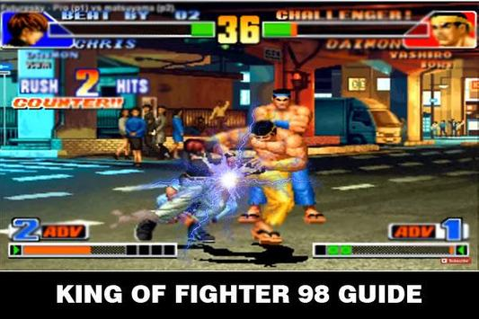 Guide For The King of Fighters screenshot 2