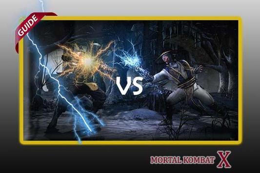 Guide For Mortal Kombat X 17 poster