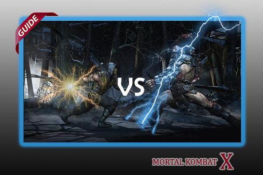 Guide For Mortal Kombat X 17 screenshot 1
