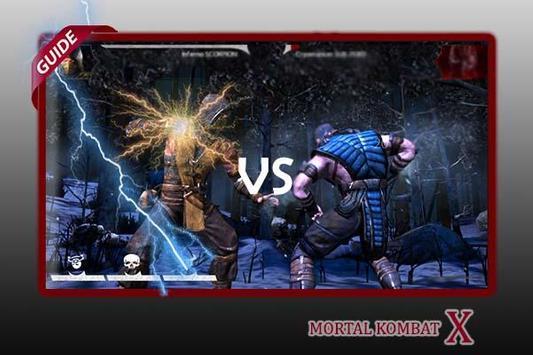 Guide For Mortal Kombat X 17 screenshot 2