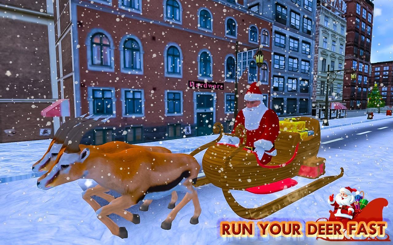 Weihnachten Geschenk Abenteuer - Santa spiele für Android - APK ...