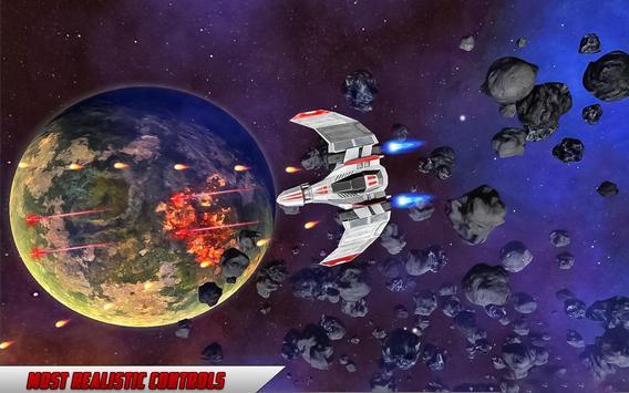 space galaxy adventure shooter game apk screenshot