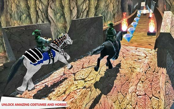 Temple Horse Chase Subway Run apk screenshot