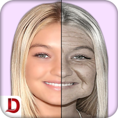 Face Aging Booth Aging Effects icon