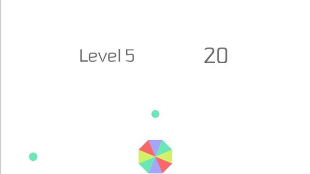 Follow the ball apk screenshot