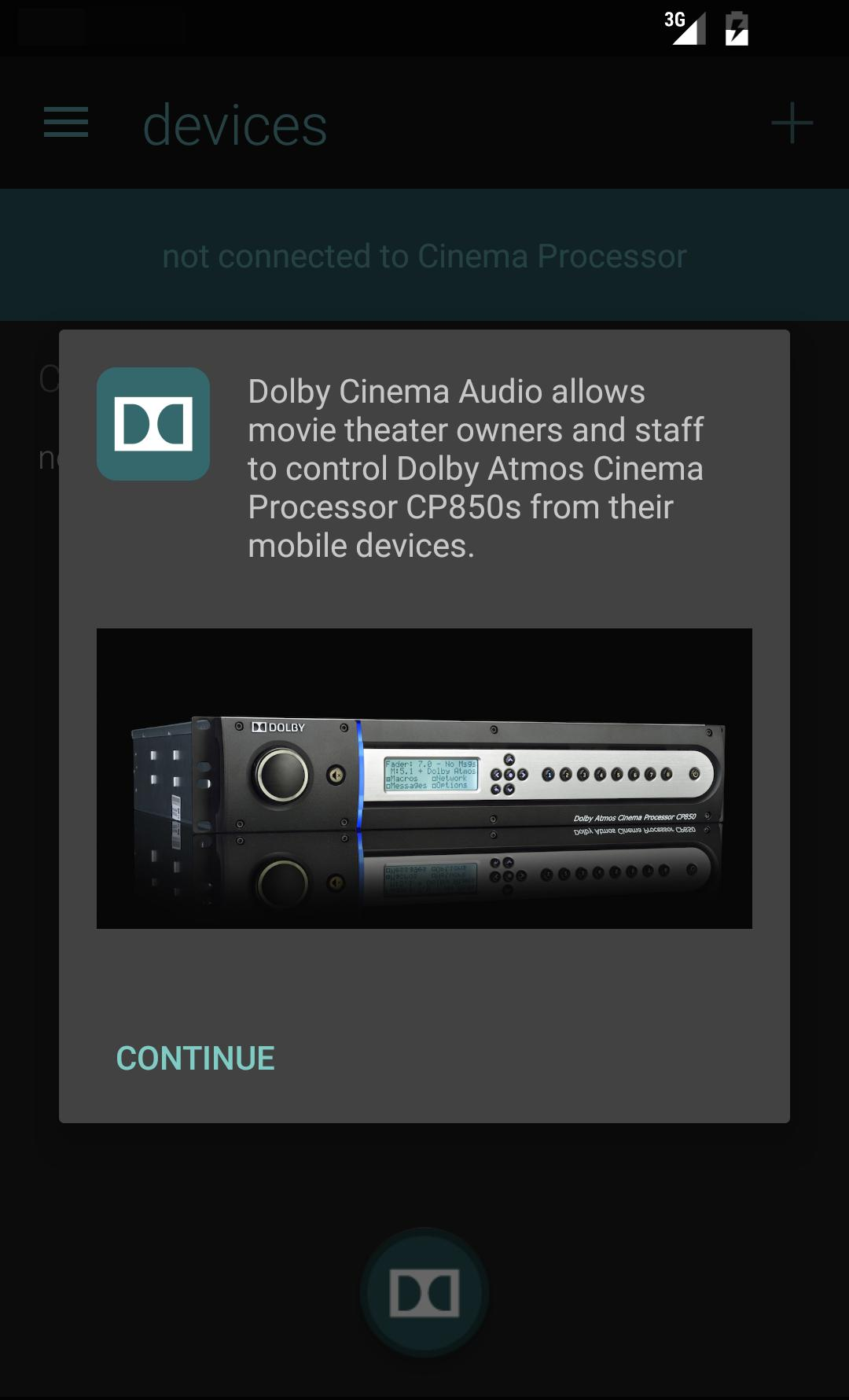 Dolby Atmos Android Update