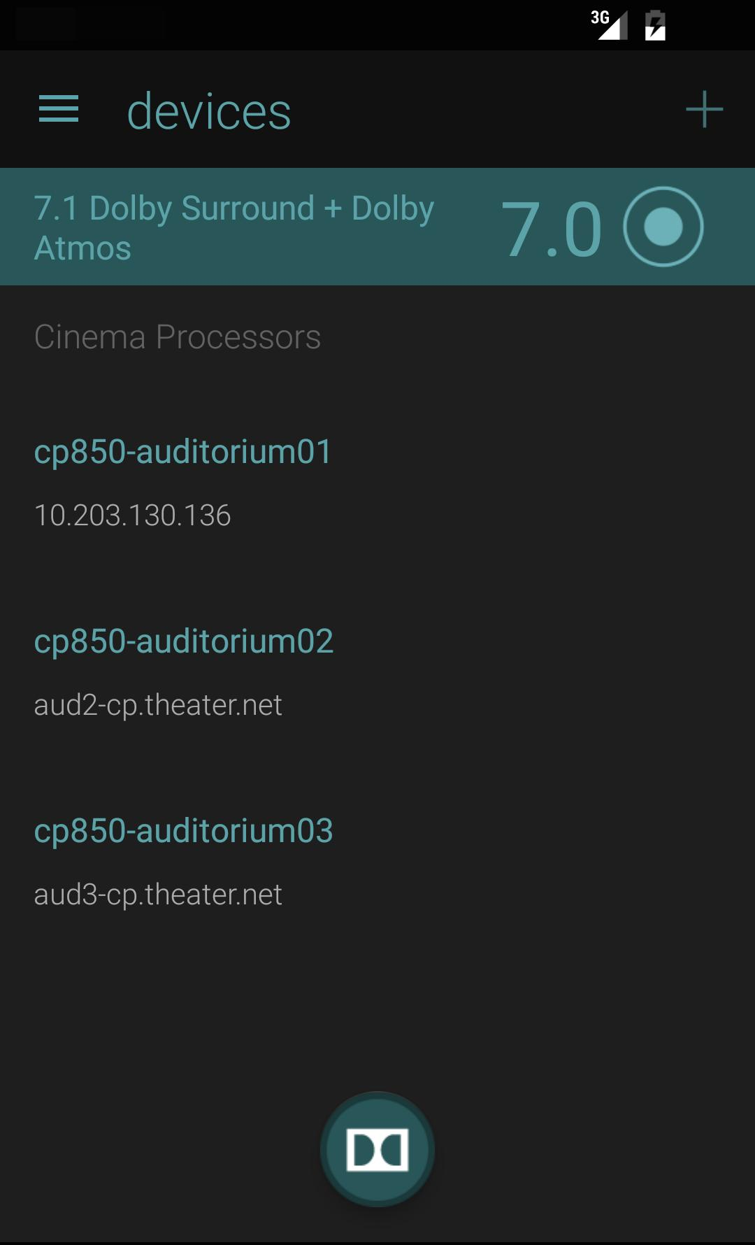 Cinema Audio for Android - APK Download