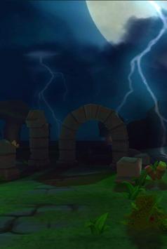 Dark Storm Live Wallpaper screenshot 1