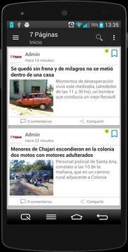 7Páginas screenshot 3