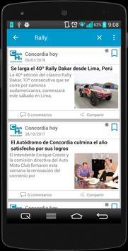 Concordia Hoy screenshot 6