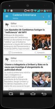 Cadena Entrerriana screenshot 2