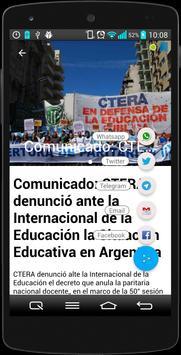 AGMER Uruguay screenshot 5