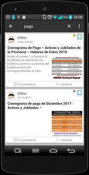 AGMER Nogoyá screenshot 6