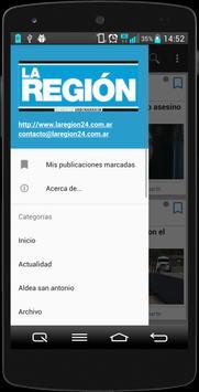 La Región 24 screenshot 1