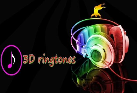 3D ringtones poster