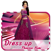 Doll Dress up icon