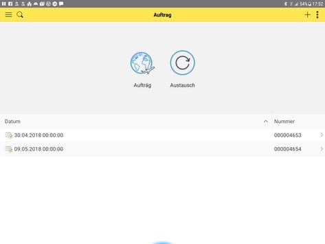 intertrans driver-app screenshot 6