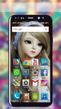 500+ Doll Wallpapers apk screenshot