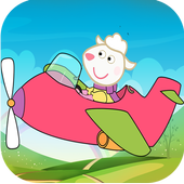 Dolly fly adventure withe friends icon