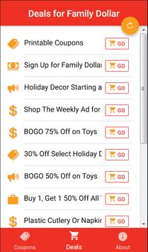 Coupons for Family Dollar for Android - APK Download