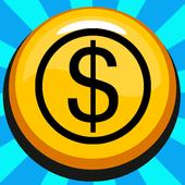 Dollar Machine Button icon