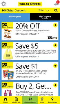 Dollar General - Digital Coupons, Ads And More apk screenshot