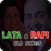 Lata And Rafi Old Songs icon