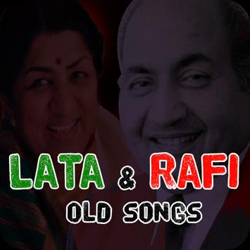 Lata And Rafi Old Songs poster