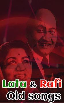 Lata And Rafi Old Songs screenshot 1