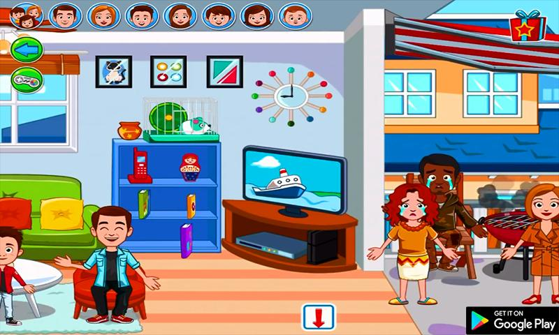 Guide My Town Best Friends House For Android Apk Download