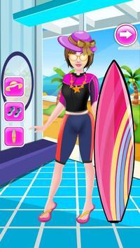 Beach Princess Doll Makeover screenshot 5