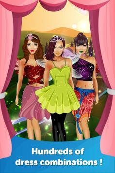Fairy girls Dress Up Makeover screenshot 1
