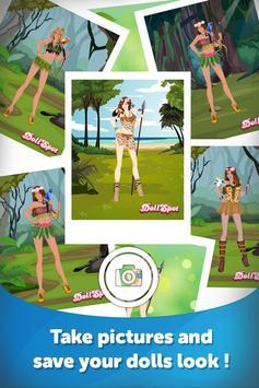 Jungle Girl Dress Up Makeover poster
