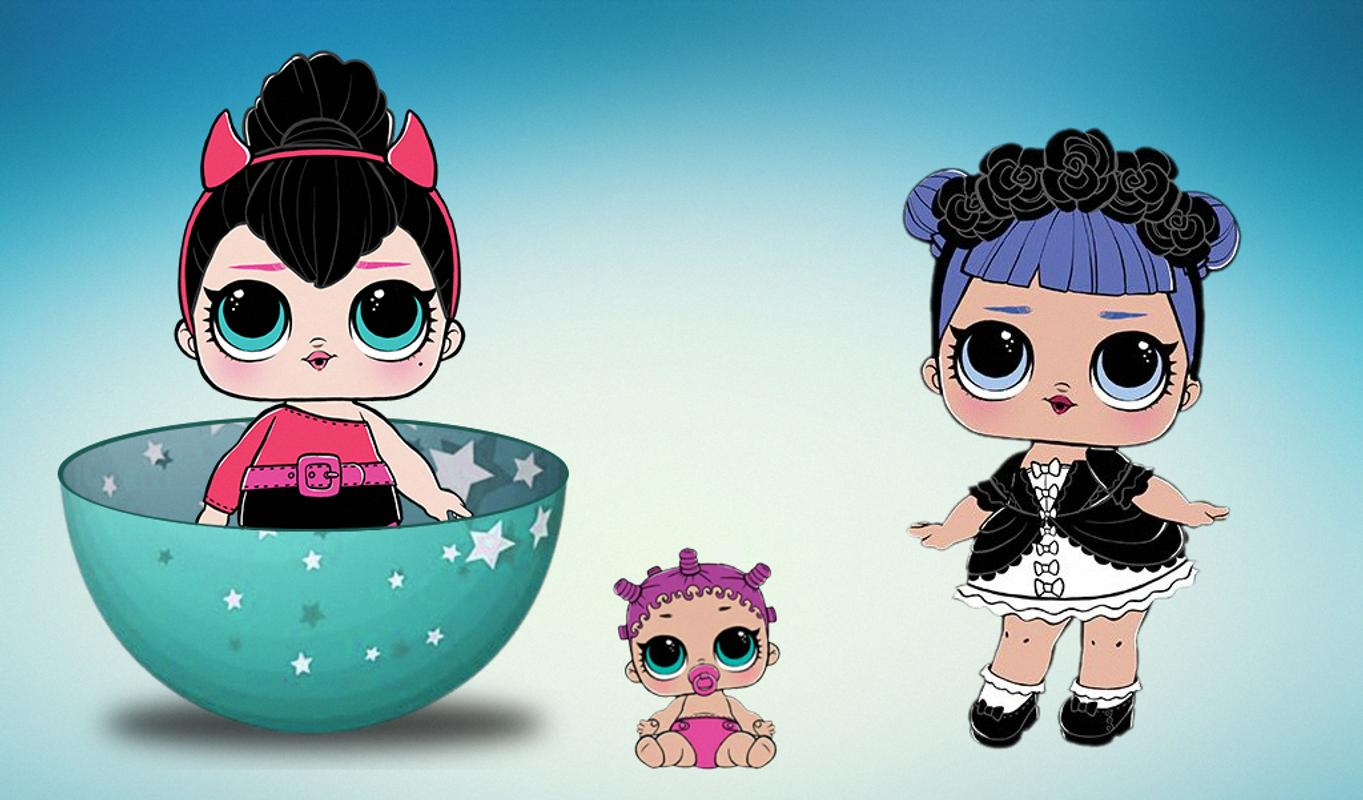 Lol Surprise Dolls Opening Eggs??? for Android