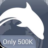 Dolphin Zero Incognito Browser - Private Browser icon