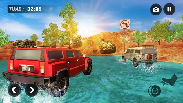 Off Road Extreme 4x4 Jeep Driver Simulator 18 screenshot 7