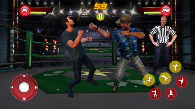 Real Star Boxing Punch : 3D Wrestling Championship screenshot 14