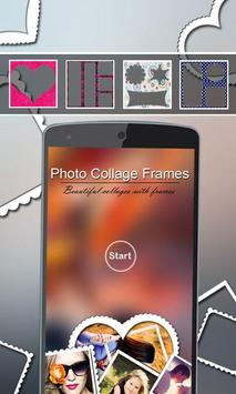 Photo Collage Frames poster