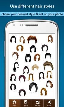 Womens Hair Changer APK Download Free Entertainment APP For - Hairstyle changer apk download