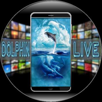 Dolphin Live Wallpaper screenshot 7