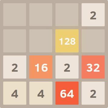2048 (Original) - Official puzzle game apk screenshot