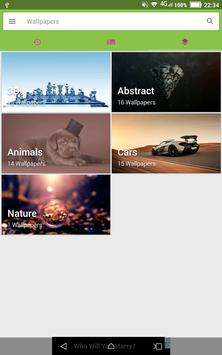 Wallpapers - Creatives And Uniques 4K Pictures apk screenshot