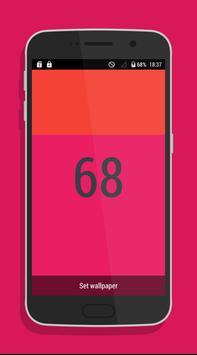 Battery Live Wallpaper Apk Screenshot