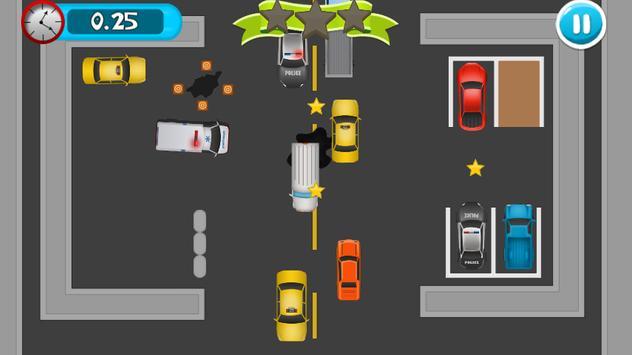Unblock Parking Car poster